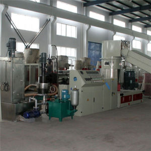 Plastic Film Scrap Pelletizing Machine