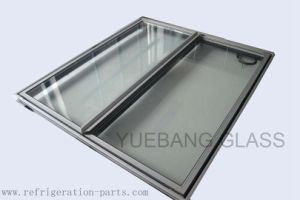 Glass Cold Room Doors