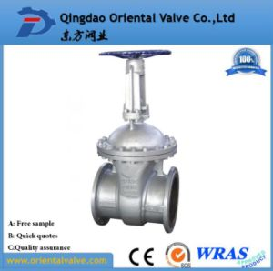 Hot Product Oil and Gas Gate Valve 3inch 150lb Stainless Steel pictures & photos
