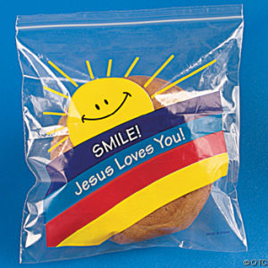 Plastic Zipper Bag with FDA and SGS Report pictures & photos