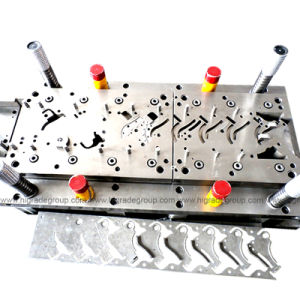 Progressive Stamping Die for Car Metal Parts pictures & photos