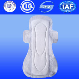 Disposable Sanitary Napkin with High Absorbency pictures & photos
