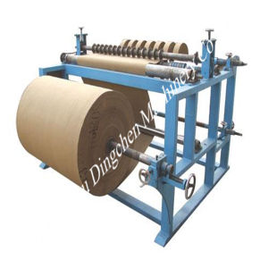 Kraft Paper Slitting Machine 1600mm Paper Roll Cutting Machine pictures & photos