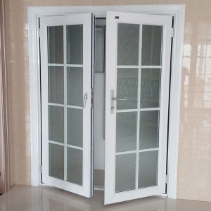 High Quality Aluminium Folding Door with White Color pictures & photos