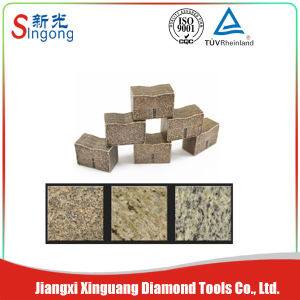 Reasonable Price Per Square Meter of Granite for Diamond Segment pictures & photos