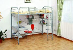 Hot Sale Metal Double Bunk Bed for Children′s Bedroom (SF-23 R) pictures & photos