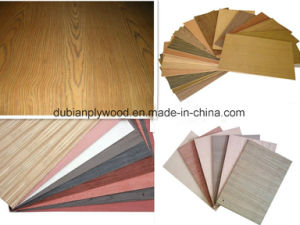Chinese Fancy Plywood with High Quality for Decoration pictures & photos