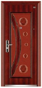 Steel Door with Various Design Competitive Price pictures & photos