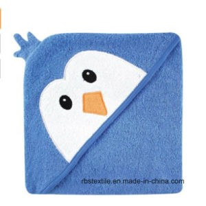 High Quality of Baby Hooded Towel Supplier pictures & photos