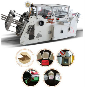 Hbj-D800 Paper Carton Erecting Machine