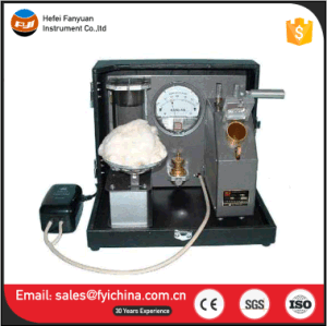 Cotton Fineness Meter Micronaire Tester pictures & photos
