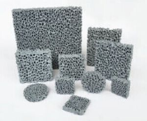 Silicon Carbide Ceramic Foam Filter&Sic Ceramic Foam Filter for Iron Castings Filtration