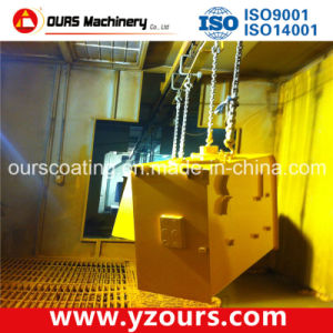 Dry Type Paint Spraying Booth for Sale pictures & photos