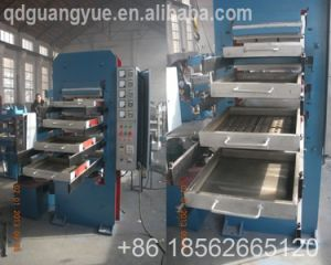 Rubber Tile Vulcanizing machine Made in China pictures & photos