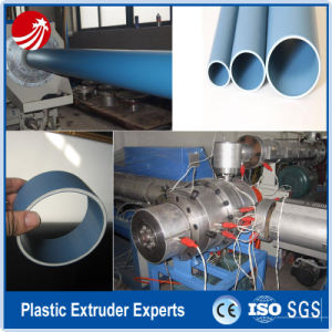 PP Three Layersr Soundproof Drain Pipe Tube Production Line pictures & photos