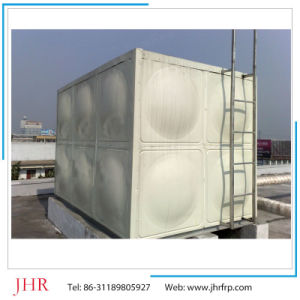 SMC Fiberglass Panel Assembling FRP Water Tank pictures & photos
