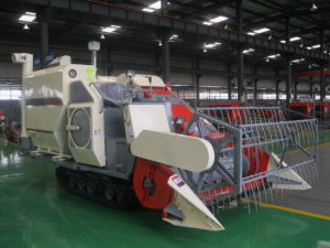 Rice and Wheat Combine Harvester (4LZ-2.2)