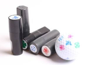 Personalized Plastic Golf Ball Stamps pictures & photos