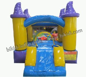 Small Inflatable Bounce House for Kids B1168 pictures & photos