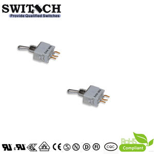SGS Electronic Micro Household Appliances Dust-Proof Waterproof Toggle Switch Used in Power Tooling