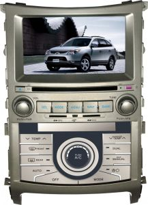 Car GPS DVD Player for Hyundai Veracruz (GM-8029)