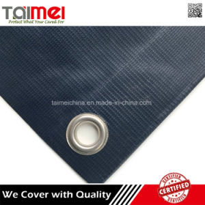 Fire Retardant PVC Laminated Rolling Tarp pictures & photos