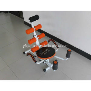 Multi Purpose Waist Twister Fitness Equipment Xk-002 pictures & photos