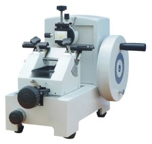 Cost-Effective Laboratory Rotary Manual Microtome pictures & photos