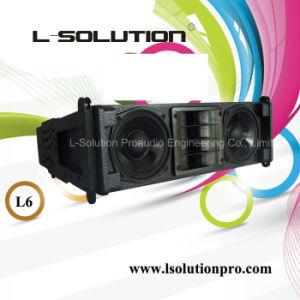 Ls6 Mini Line Array System PRO Audio Loudspeaker