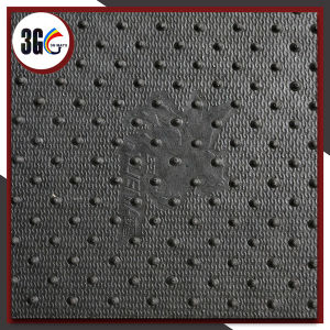 PVC Coil Car Mat with Spike&Nail Backing pictures & photos