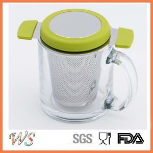 Ws-If002 Tea Infuser Stainless Steel Tea Filter Mug Cup Tea Strainer pictures & photos