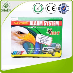 Car Alarm One-Way with Remote Start Car Finding & Anti-Hijacking pictures & photos