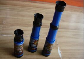 Toy Telescope Monocular
