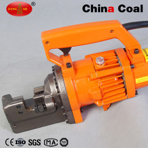 Portable Electric Hydraulic Manual Round Steel Bar Rebar Cutter Bender pictures & photos