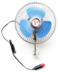DC12V 6 Inch Full Seal Best Quality Car Fan pictures & photos