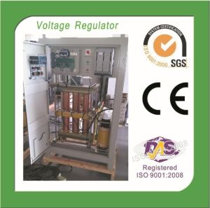 Energy Saving Three Phase Compensated Voltage Stabilizer