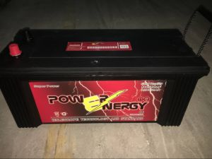 N150mf 12V150ah Maintenance Free Car Battery pictures & photos