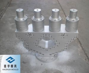 Plastic PVC Four-Pipe Co Extrusion Mould (O. D. 16-32mm)