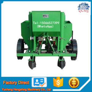 Mini 2 Row Automatic Potato Planter for 30-40HP Tractor pictures & photos