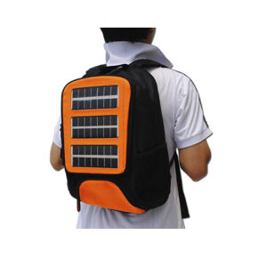 OEM New Outdoor Voltaic Solar Backpack pictures & photos