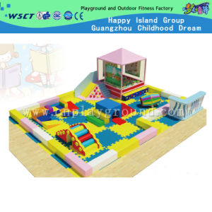 Small Soft Play for Indoor Playground and Amusement Park (HD-9101) pictures & photos