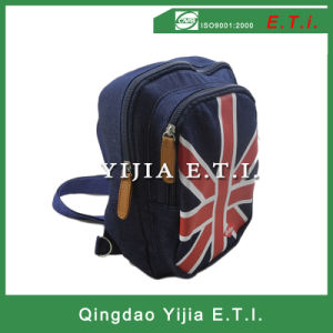 Jeans Backpack Bag pictures & photos