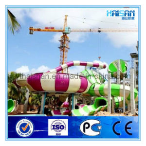 4t Tower Crane Qtz40 (HS4708) with CE, GOST Certificates