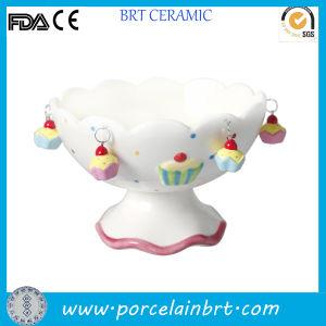 Ceramic Dangle Charms Pendants Fruit Big Bowl pictures & photos