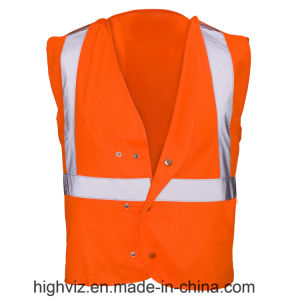 Tracker Reflective Safety Vest with En20471 Certificate (C2507) pictures & photos