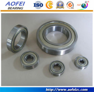 A&F OEM 6310 Zz Bearing Deep Groove Bearing pictures & photos