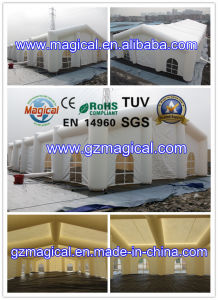 Eye-Catching Inflatable Wedding Tent (MIC-117) pictures & photos