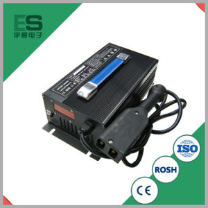 48VDC15AMPS Golf Cart Battery Charger with Powerwise D Plug pictures & photos