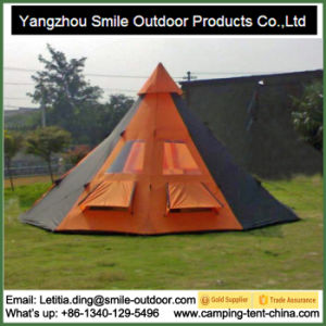 Adult House Teepee Outdoor Camping Garden Large Teepee Tent pictures & photos