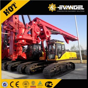 Sany 360kn. M Hydraulic Rotary Drilling Rig for Rock pictures & photos